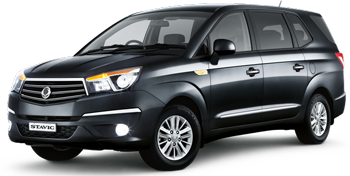 Ssangyong Stavic - Airport Transfers
